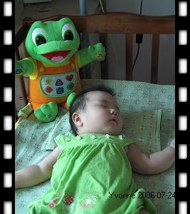 我的青蛙王子-姊妹花 两个女儿一台戏