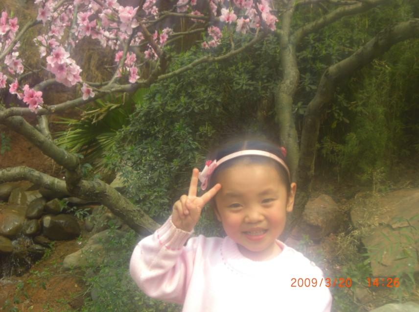 粉红的桃花让我陶醉,这个春天我有了太多的第一次,也赏到了很多只