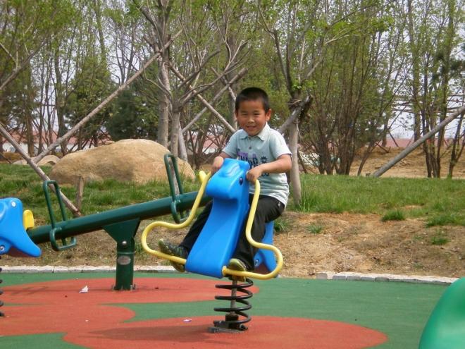 2012-5-5唐岛湾南岸公园