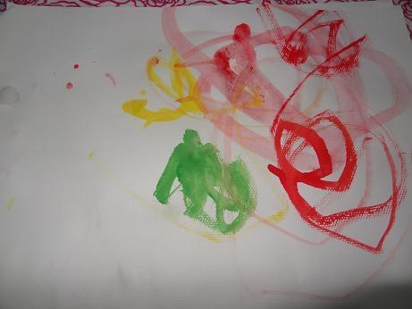 涂鸦----水彩画