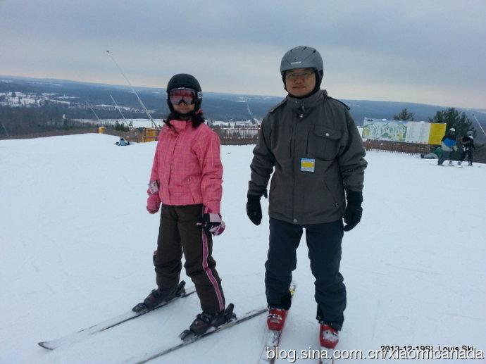 2013-12-22<wbr>蓝山滑雪