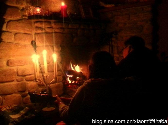 2013-12-25<wbr>停电的圣诞假期