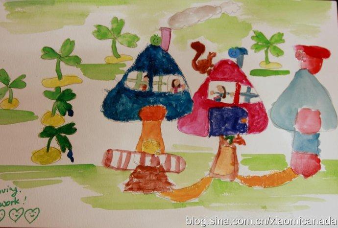 2011-03-24<wbr>画画课和认汉字