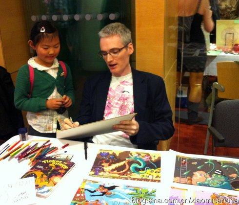 2011-05-08<wbr>卡通漫画艺术节