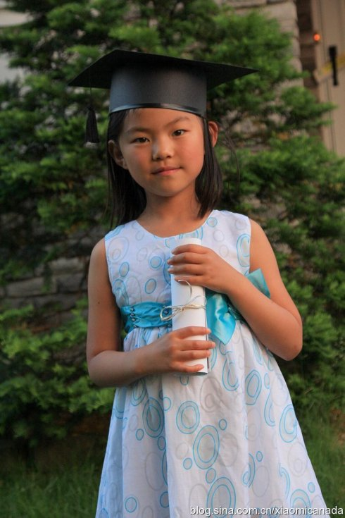2011-06-17<wbr>小米的幼儿园毕业典礼