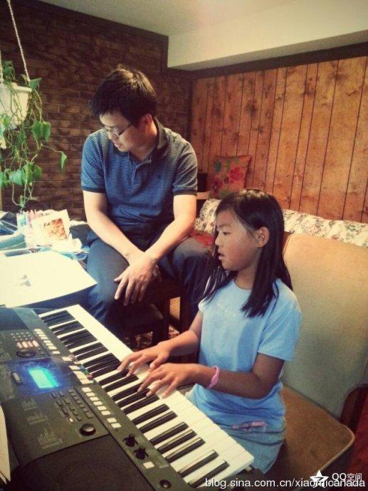 2013-07-22<wbr>也学琴了