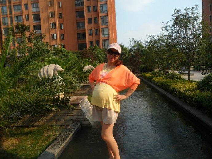 『寸见若印』+孕期过程很艰辛又很幸福。