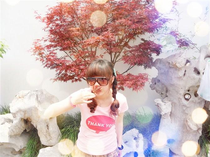 『盛夏阳光,&nbsp;<wbr>七色彩虹』&mdash;&mdash;我要的很简单,幸福一辈子而已。