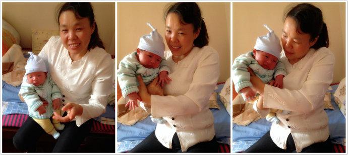 Baby:未来,因你而美好。