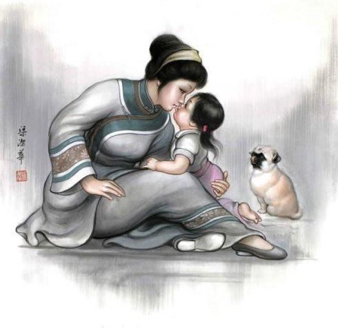 温柔,是妈妈最好的礼物