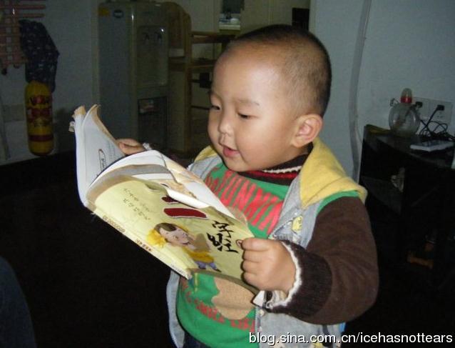 宝贝0岁开始的阅读计划