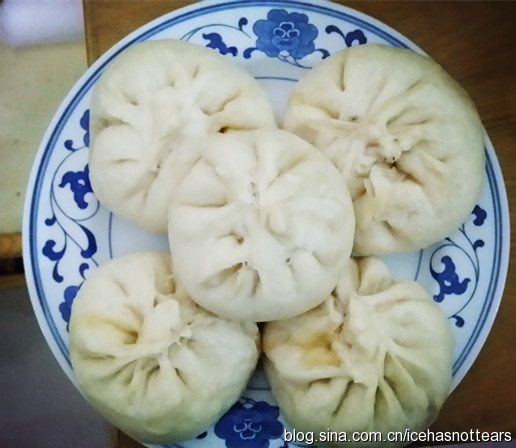 美食界新手菜鸟首次挑战蒸包子