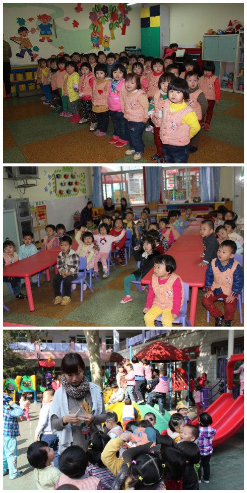 宝仔幼儿园第9-16周(11-12月)每天微博记录汇总