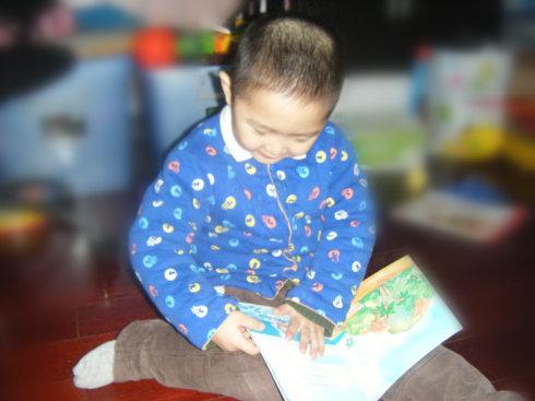 适合孩子的,就是最好的——我的亲子阅读体会