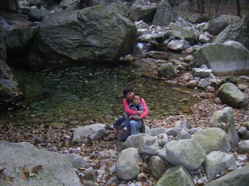 秋游——龙峪湾,很喜欢的地方!