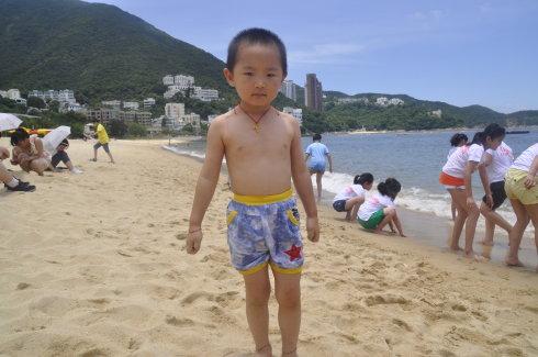 宝仔的香港,香港的宝仔