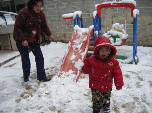 满天雪花的爱——写在2011年的第二场雪
