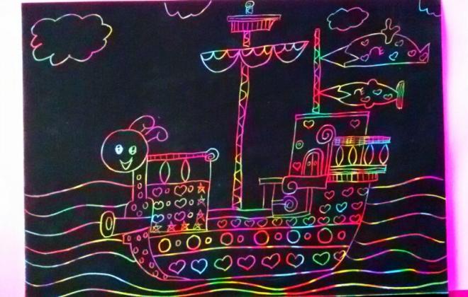 2015年六一儿童节画