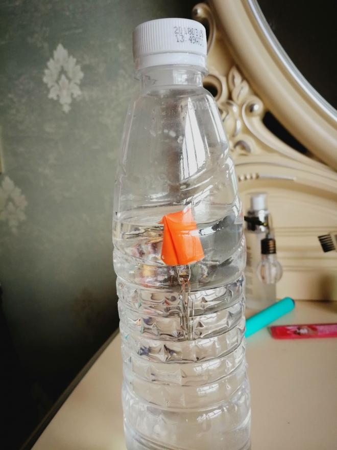 科学小制作 瓶子
